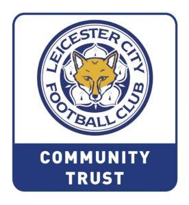 LCFC community trust logo