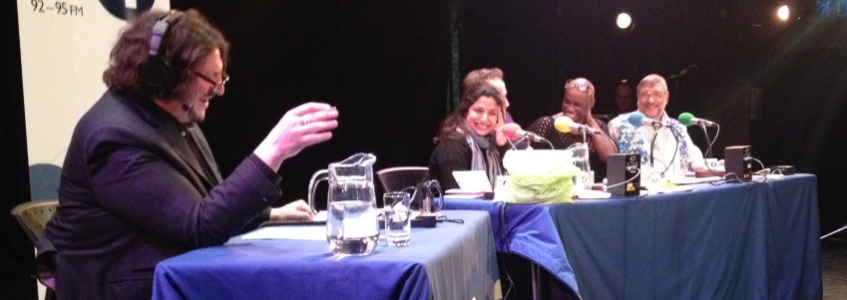 Radio 4 S The Kitchen Cabinet Recorded At Leicester College