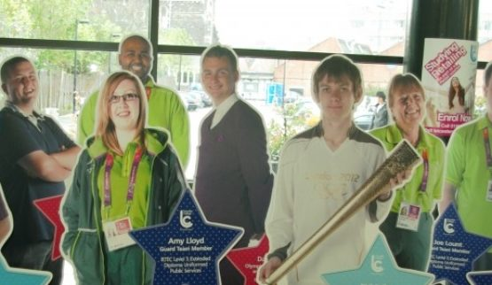 Colleges Week 2012: Olympics Stars unveile…