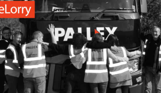 Pall-ex to Deliver Lorry Load of Love