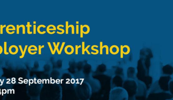 Apprenticeship Employer Workshop