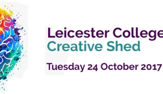 Leicester College Creative Shed