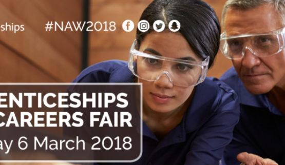 Leicester College Apprenticeship Fair