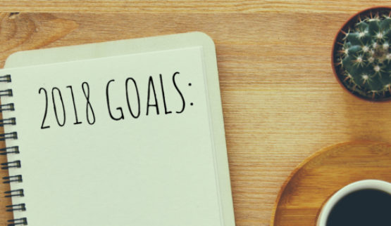 Goals for 2018 with Leicester College