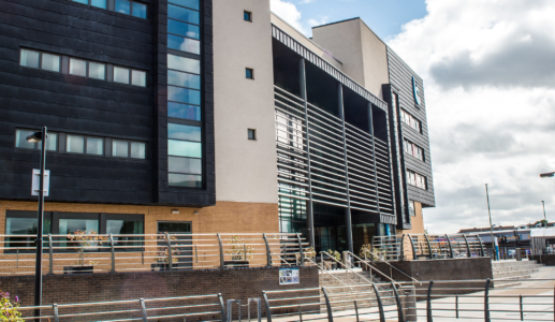 Leicester College is rated Ofsted 'Good'.