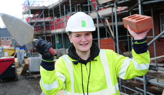 National Apprenticeship Week - Bricklaying…