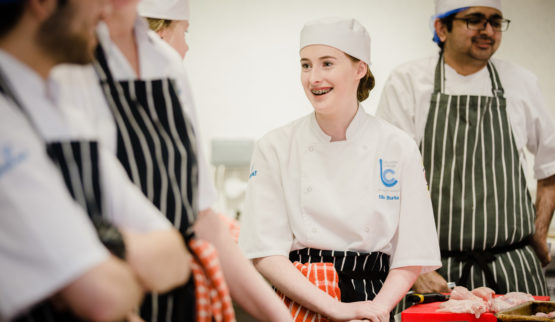 Hospitality and Catering courses