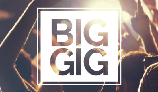 The Big Gig - 22 March 2018