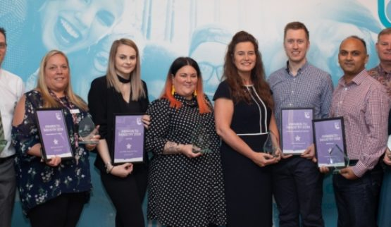 Leicester College: Awards to Industry 2018