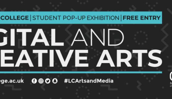 Creative Arts Student Pop-up Exhibition