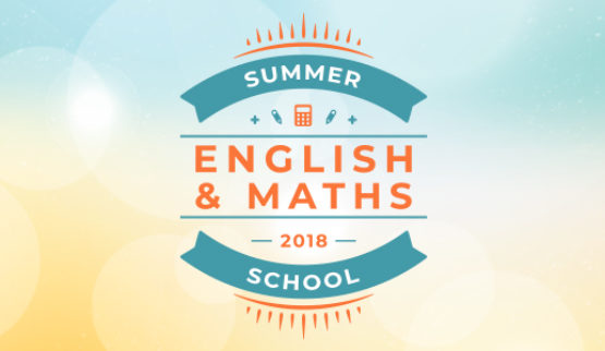 Maths and English  Summer School