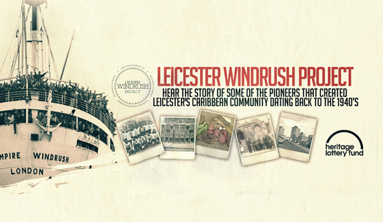 Leicester Celebrating 70 Years of Windrush