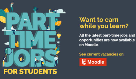 Part-Time Jobs for Students site on Moodle