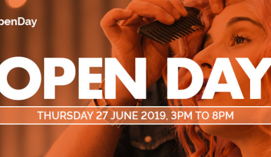 Open Day 27 June 2019