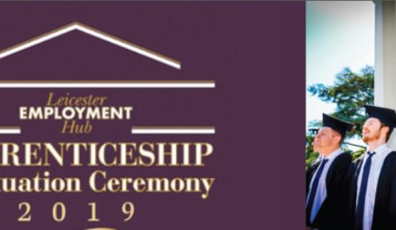 Leicester Apprenticeship Graduation Ceremo…