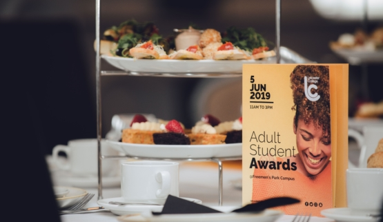 Leicester College Adult Student Awards 201…