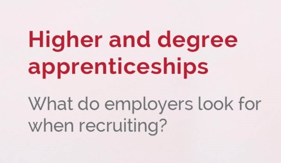 Higher & Degree Apprenticeships: What are …