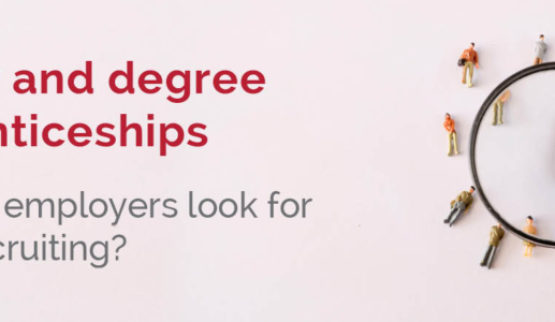 Higher and degree apprenticeships - what d…