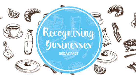 Recognising Businesses Breakfast