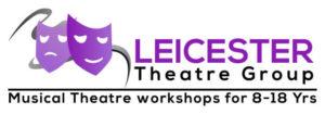 theatre mask in purple
