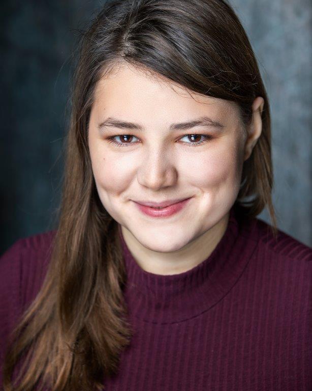 headshot of Emily