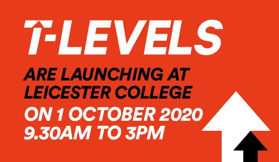 T levels Launch 2020