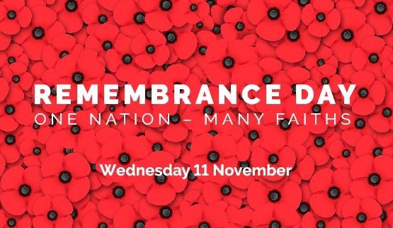 Live online stream: Remembrance Day 2020