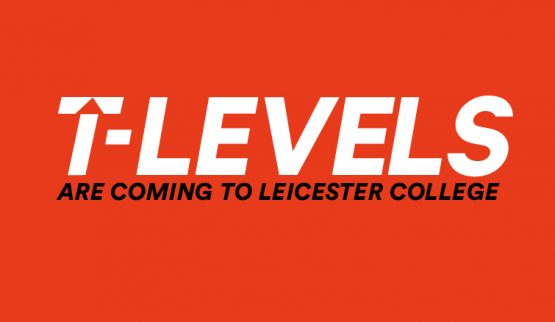 T levels coming soon!