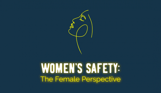 A discussion on Women's Safety.