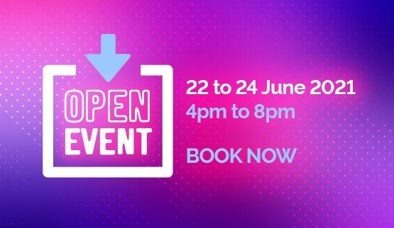 June Open Event 2021