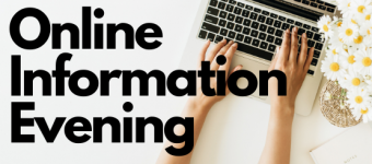 Online Information Evening – Transitioning to College