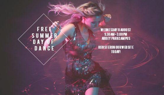 FREE summer day of dance